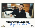 Shane Rimmer Shane Rimmer Scott Tracy THUNDERBIRDS, Bond, Star Wars, Genuine Autograph 10X8 9132